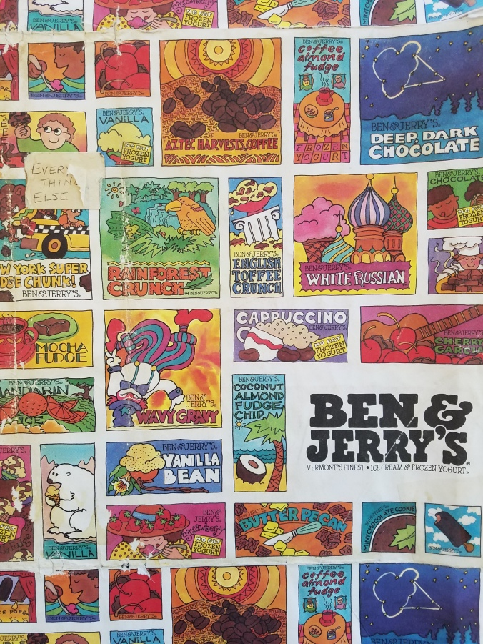 ben and jerry 2