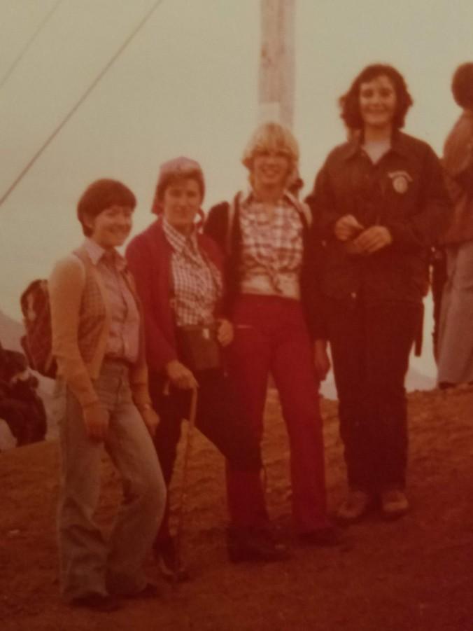 Claudia and I 1977 hiking (2).jpg