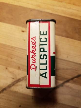 allspice side