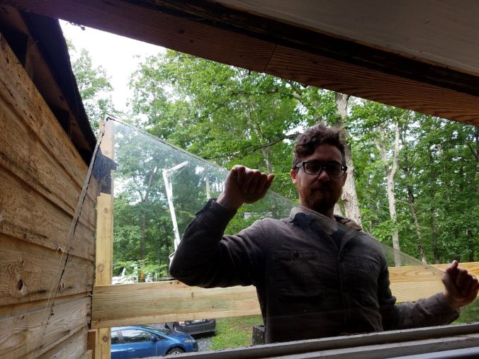 June 12 Lincoln removing glass.2mp.jpg