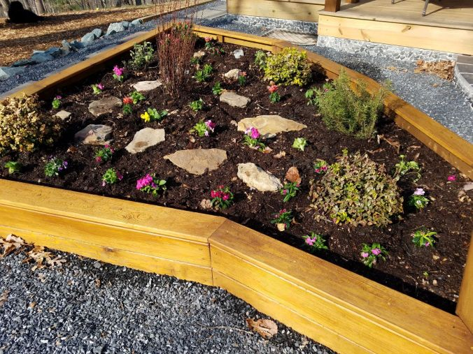 garden bed one2mp