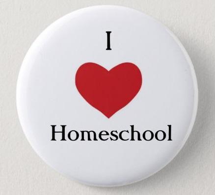 I love homeschool button jpg